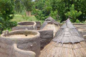 Die Lehmburgen der Tamberma sind Weltkulturerbe der UNESCO