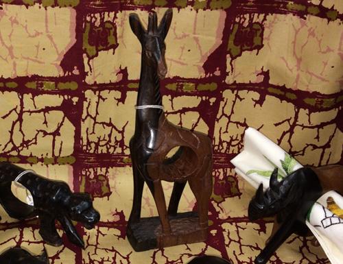 Serviettenhalter - Giraffe
