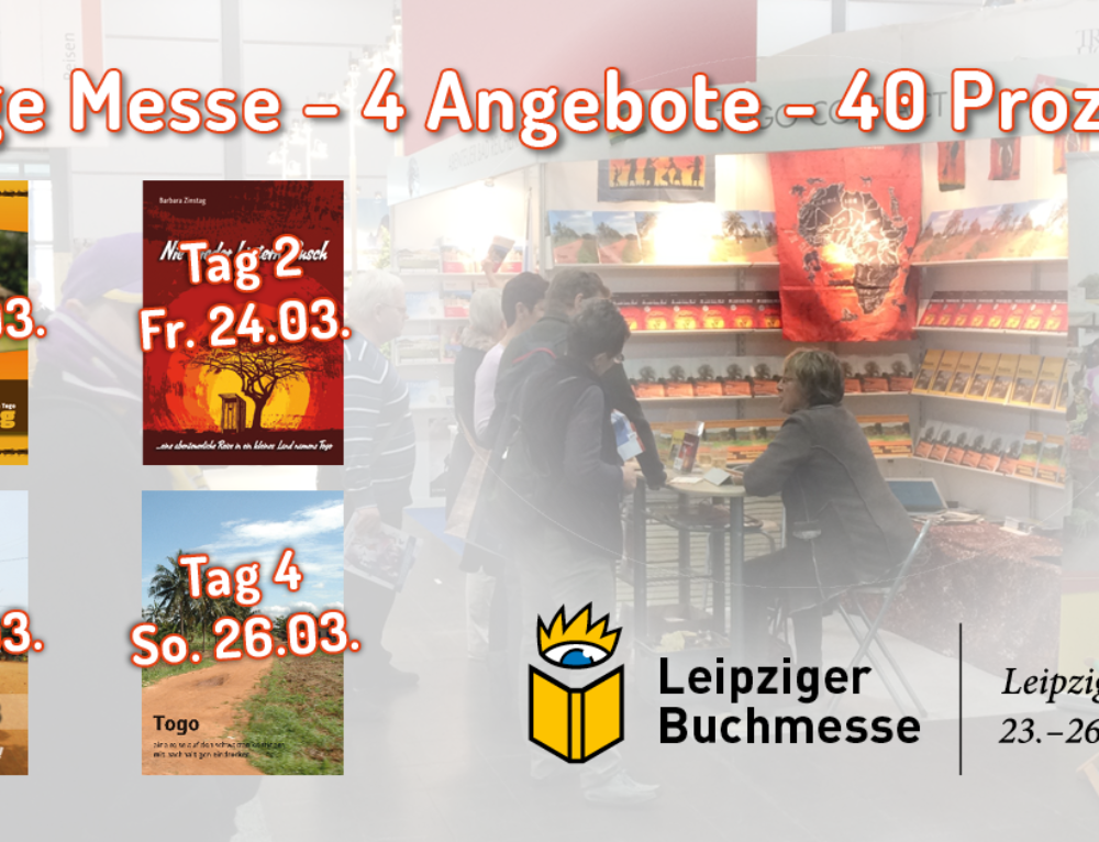 4 Tage Messe – 4 Angebote – 40 Prozent