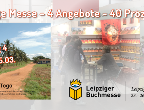 4 Tag – 4 Angebot – Togo Bildband