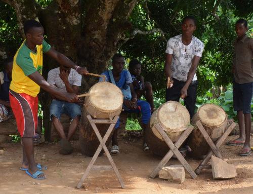 Trommelwirbel: das Programm für die Togo-Reise im November ist fertig
