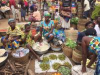 Togo-Reise - Sommer 2017 - Am Markt