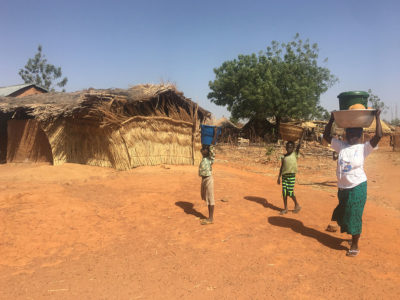Alltag in Togo