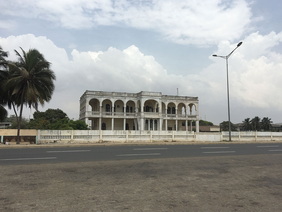 Gouverneurspalast Lome
