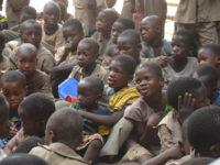 Kinder in Djamde