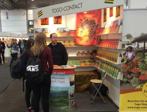 Togo ist auch 2019 auf der Leipziger Buchmesse