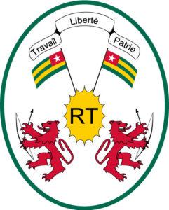 Wappen von Togo