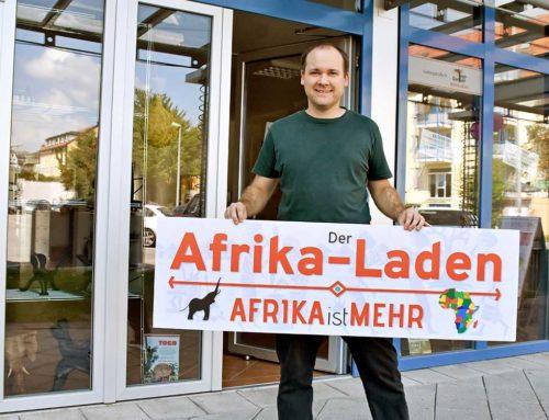 Tag der offenen Tür im Afrika-Laden