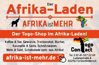 Togo-Shop im Afrika-Laden